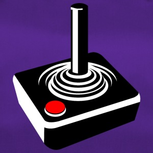 Retro Joystick Video Games - Sportsbag