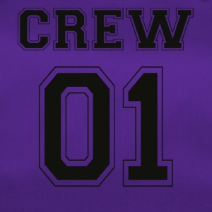 CREW 01 - Black Edition - Sportväska