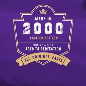 Made In 2000 Limited Edition Alle Originalteile - Sporttasche