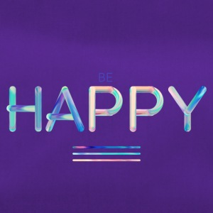 Be Happy - Duffel Bag