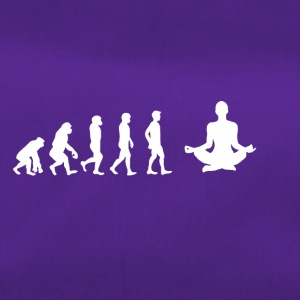 EVOLUTION yoga meditation - Duffel Bag