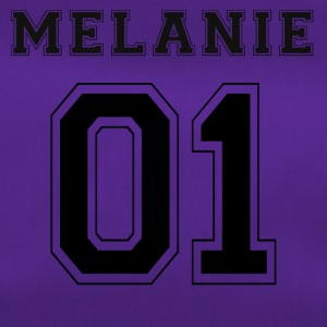 Melanie 01 - Black Edition - Sporttas