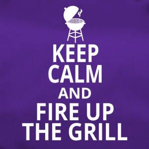 fire up the grill - Sporttasche