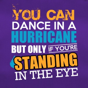 Dancing in a Hurricane - Sporttasche