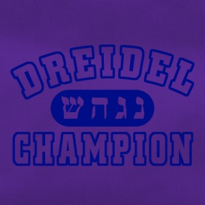 dreidel champion - Duffel Bag