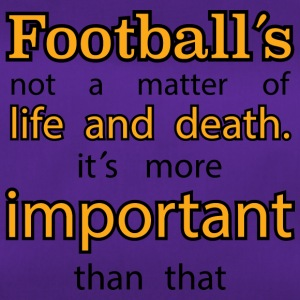 Footballs not a matter - Duffel Bag