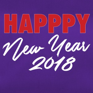 Happy New Year 2018 - Sporttasche