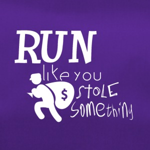 Run! I want to steal something for you - criminally - Duffel Bag