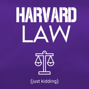 Harvard Law - Sporttas