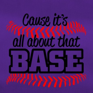 Baseball - its all about that base - Sporttasche