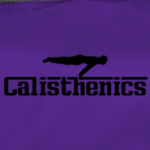 Calisthenics black - Duffel Bag
