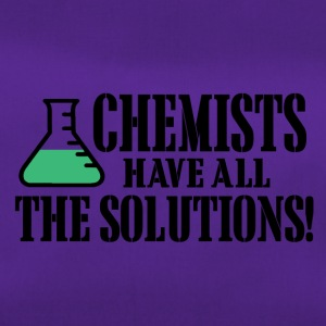 chemists have all the solutions - Sporttasche