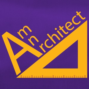Architect / Architecture: Am An Architect - Duffel Bag