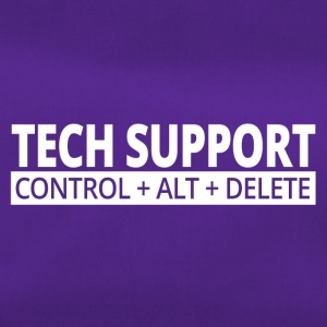 Tech support - Duffel Bag