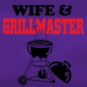 wife and grillmaster - Sporttasche