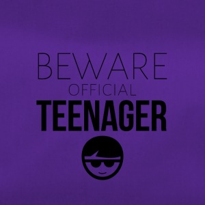 Beware of the official teenager - Sporttasche