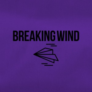 Breaking wind - Duffel Bag