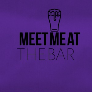 Meet me at the bar - Duffel Bag