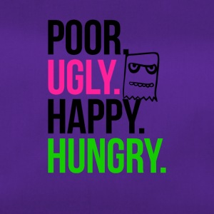 Poor Ugly Happy Hungry - Duffel Bag