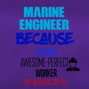 Marine engineer - Duffel Bag
