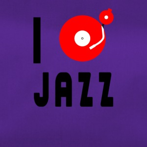 i love jazz - Sporttasche