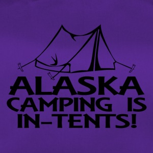 alaska camping in tents - Duffel Bag