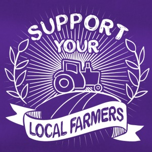 Support your local farmers - Duffel Bag