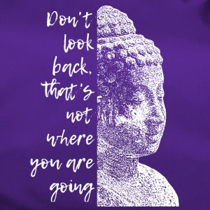 Buddha Don't look back - Duffel Bag