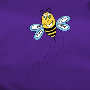 Bee in flight - Duffel Bag