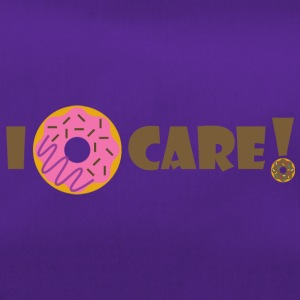 I Donut Care - Duffel Bag
