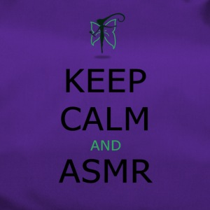 KEEP CALM AND ASMR - Duffel Bag