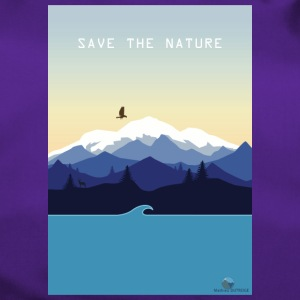 Save Nature - Sporttas