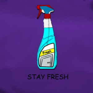 STAY FRESH - Sporttas