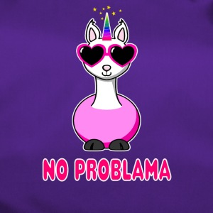 Unicorn Lama No Problama - Duffel Bag