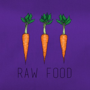 Raw food png - Duffel Bag
