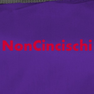 NonCincischi - Duffel Bag