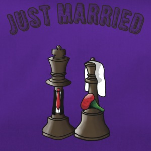 Just married! - Sporttasche