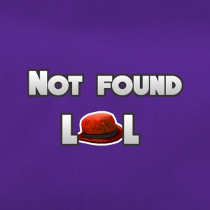 Official Logo of GamerNotFoundLOL! - Sportstaske