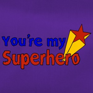 you're my superhero - Sporttasche