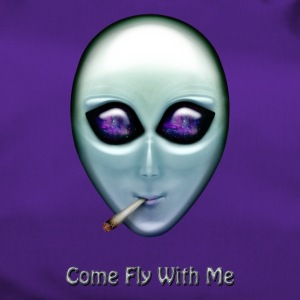 Come Fly With Me Alien - Duffel Bag