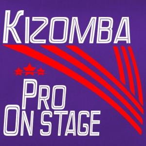 Kizomba Pro - On Stage white - Pro Dance Edition - Duffel Bag