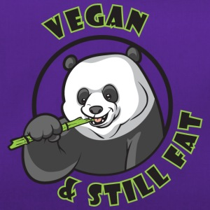 Vegan & Still Fat Panda - Duffel Bag