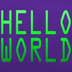 helloworld - Torba sportowa