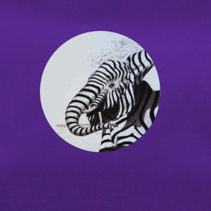 Elephant zebra - Duffel Bag
