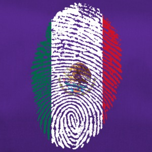 Fingerprint - Messico - Borsa sportiva