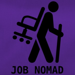 job nomad - Duffel Bag