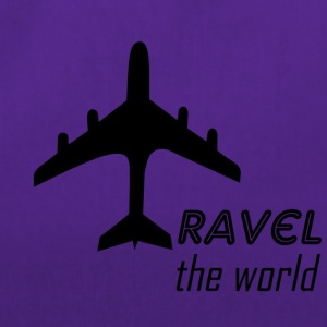 travel the world - Duffel Bag