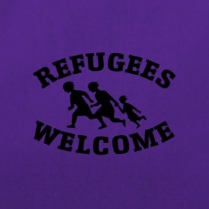 Refugees Welcome! - Duffel Bag