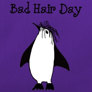 Bad Hair Day Penguin - Sportstaske