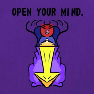 OPEN YOUR MIND. - Duffel Bag